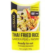 deSIAM Instant Fried Rice Peas/Raisins 100g