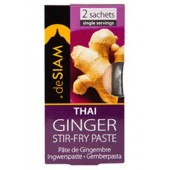 deSIAM Ginger Paste Marinade 2x15gr