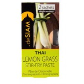 deSIAM Lemongrass Paste Marinade 2x15g