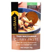 deSIAM Massaman Curry Paste 70g