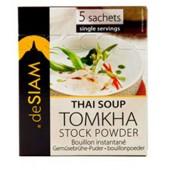 deSIAM Tom Kha Instant Soup 50g