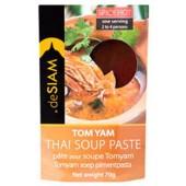 deSIAM Tom Yam Soup Paste 70gr