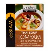 deSIAM Tom Yam Instant Soup 50g