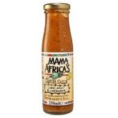 Mama Africa's Lime, Mint & Coriander Jabula Sauce 250ml