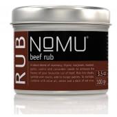 NoMU Beef Rub 100gr