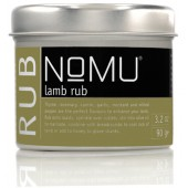 NoMU Lamb Rub 100gr