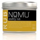 NoMU Poultry Rub 100gr