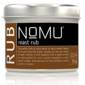 NoMU Roasted Rub 70 gr