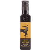 TERRA DELYSSA Organic Extra Virgin Olive Oil Garlic 250ml