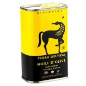 TERRA DELYSSA Organic Extra Virgin Olive Oil TIN 250ml