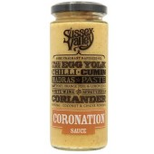Sussex Valley Coronation Sauce 235gr