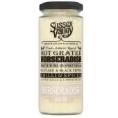 Sussex Valley Hot Horseradish Sauce 255gr
